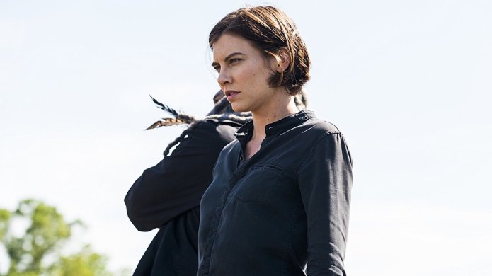 Lauren Cohan on 'The Walking Dead'