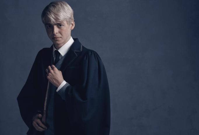 Anthony Boyle as Scorpius Malfoy