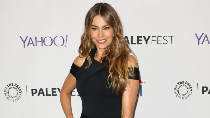 Sofía Vergara says her curves kept