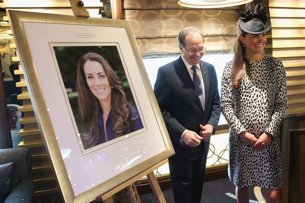 Celeb bump Day: Kate Middleton's Dalmatian