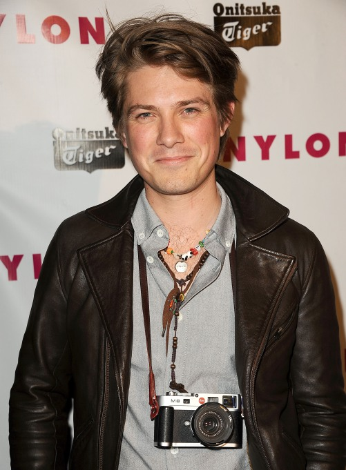 Celebrities Who Had Babies at a Young Age: Taylor Hansen