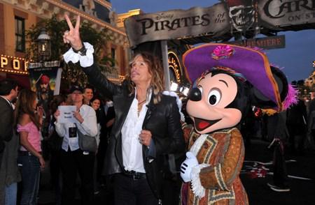 Johnny Depp and Steven Tyler's 'dream'