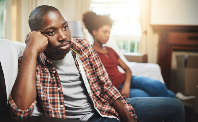 Our brutal divorce made my son's