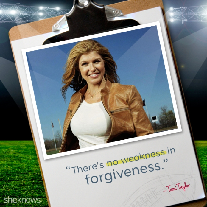 Connie Britton's best quotes from Friday