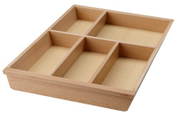 RATIONELL tray