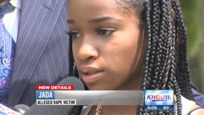 Teen fights back after her rape