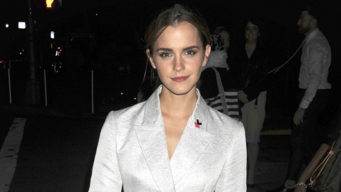Emma Watson's dating the world's most