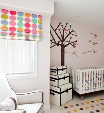 6 Tips to green your nursery