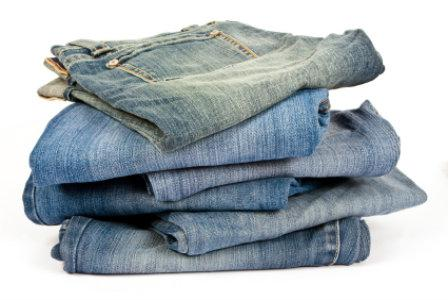 Crafts for your old jeans