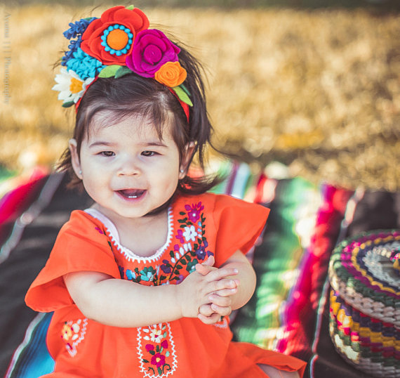 Feminist Halloween Costumes for Kids: Frida Kahlo