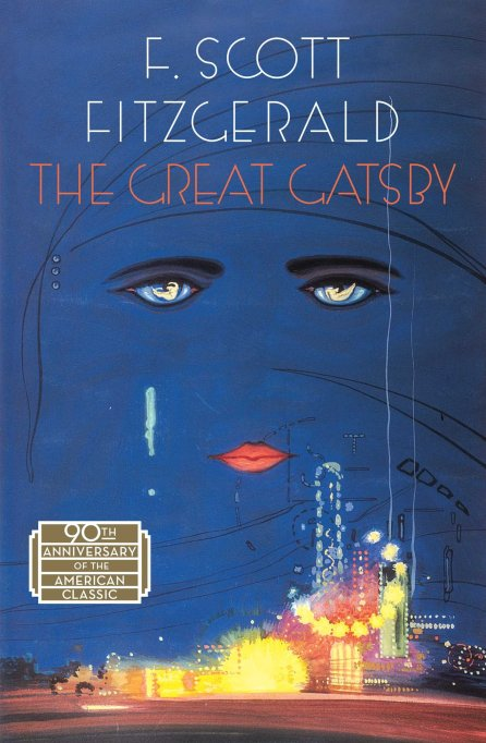 Our favorite romantic books: 'The Great Gatsby'