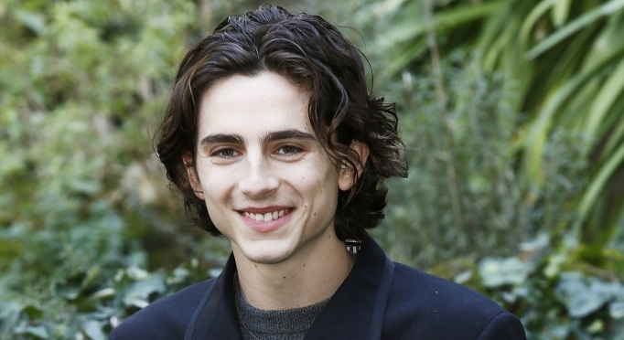 Rising Stars to Watch in 2018: Timothe?e Chalamet