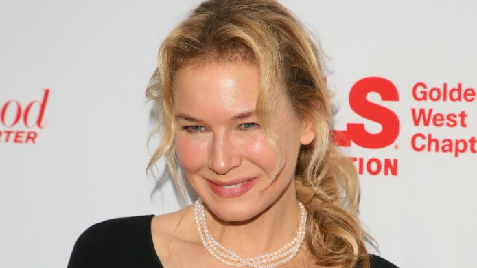 Renée Zellweger Completely Transformed for Her
