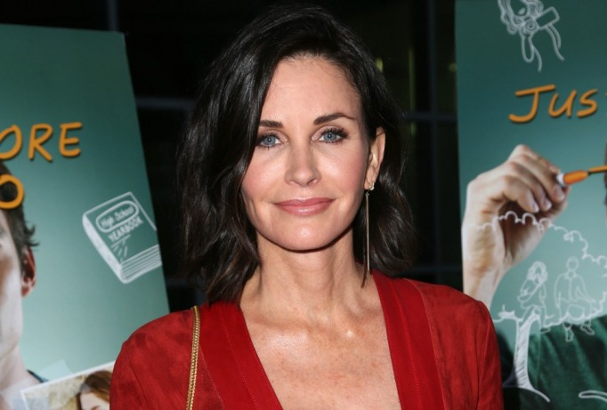 Celebs Who Have Miscarried: Courteney Cox