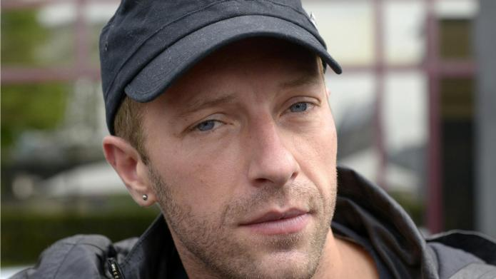 No romantic sparks between Chris Martin