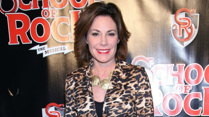 RHONY's LuAnn de Lesseps spotted shopping