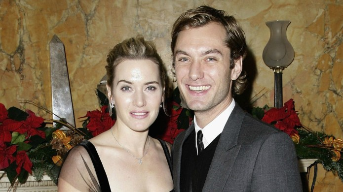 Jude Law & Kate Winslet's Reunion