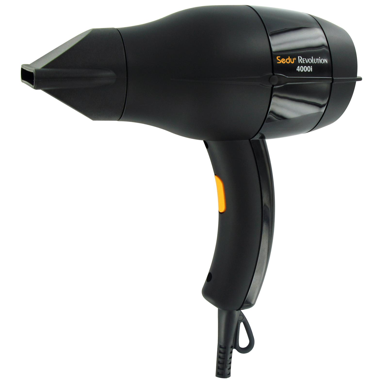 Get the look with this SEDU Revolution Pro Tourmaline Ionic 4000i Dryer