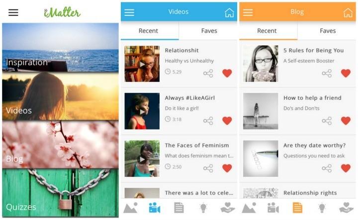 iMatter app to combat violence against women