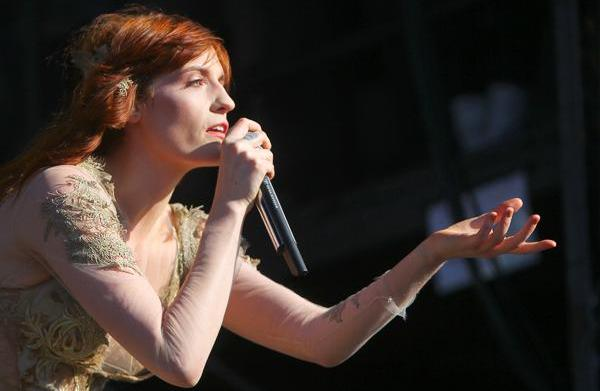 Florence Welch back on tour after