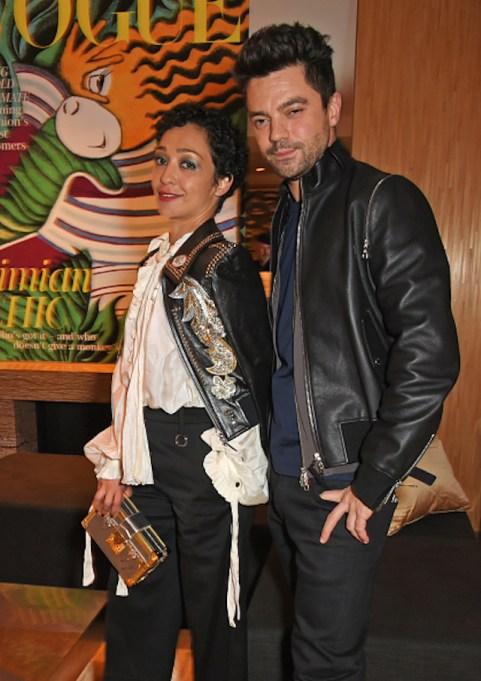 Ruth Negga & Dominic Cooper attend Louis Vuittons Celebration of GingerNutz