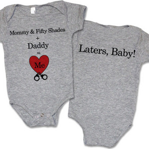 50 Shades onesie | Sheknows.com
