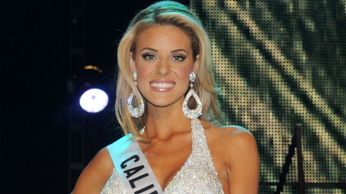 Carrie Prejean pageant
