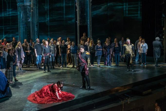 Otello The Met Opera