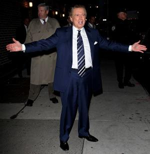 Regis Philbin and Live: That's a