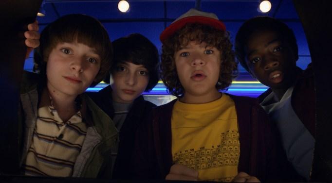 'Stranger Things 2' Netflix still
