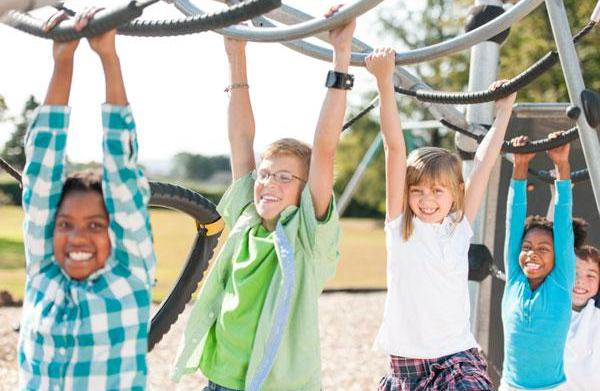 10 Playful exercises for kids