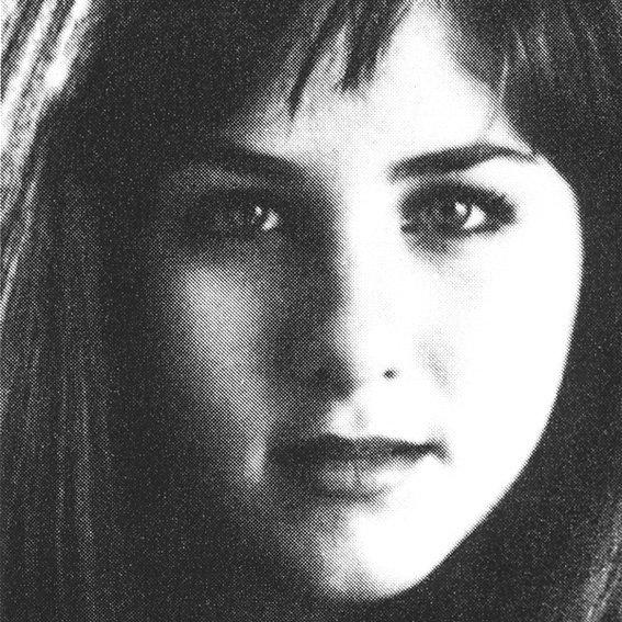 Jennifer Aniston Yearbook Photo