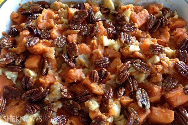 Recipe revamp: Sweet potato casserole
