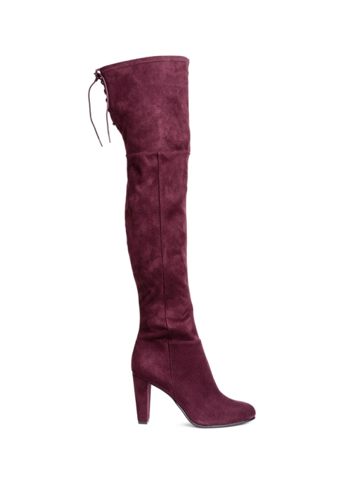 Fall Boots To Shop Before They Sell Out: H&M Knee-High Boot | Fall Fashion Trends 2017