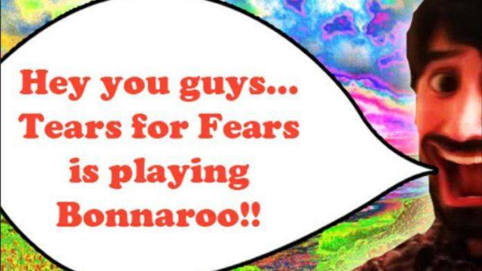 Bonnaroo's lineup announcement is the most