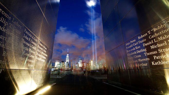 JERSEY CITY, NJ - SEPTEMBER 11: