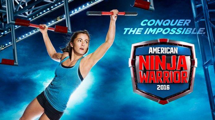 "AMERICAN NINJA WARRIOR -- Pictured: ""American"