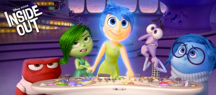 Pixar's Inside Out is a perfect