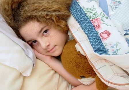 Insomnia in kids