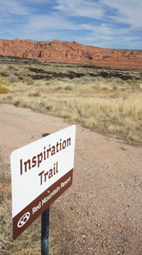 Inspiration trail