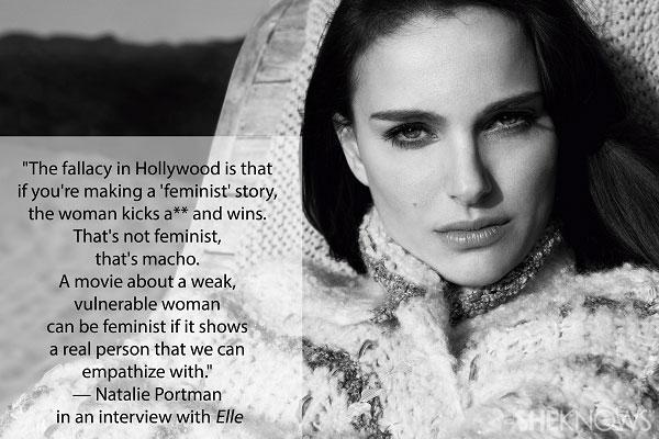 Natalie Portman quote