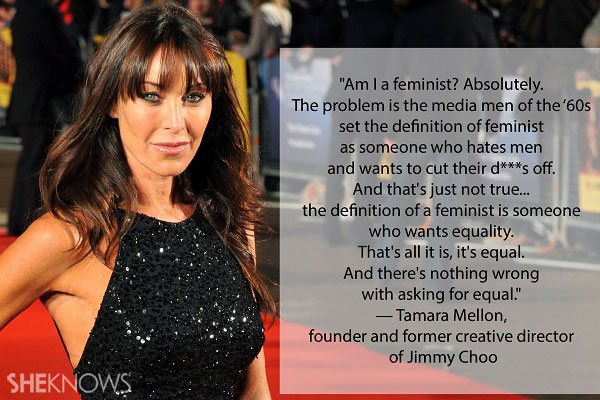 Tamara Mellon quote