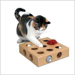 Peek & Play Toy Box