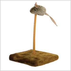 Play-N-Squeak Spring Fling Cat Toy