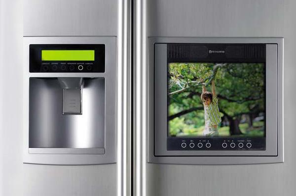 Internet fridge