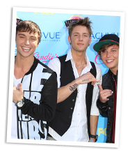 "INTERVIEW: ""Who Is What?"" with Emblem3"