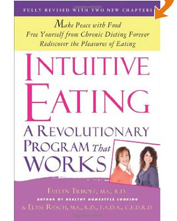 Intuitive eating book cover | Sheknows.ca