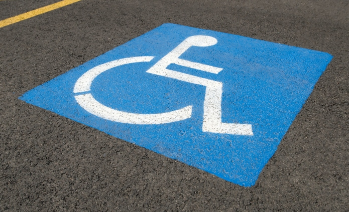 Not all disabilities are visible, so