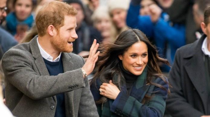 Prince Harry & Meghan Markle's Guest