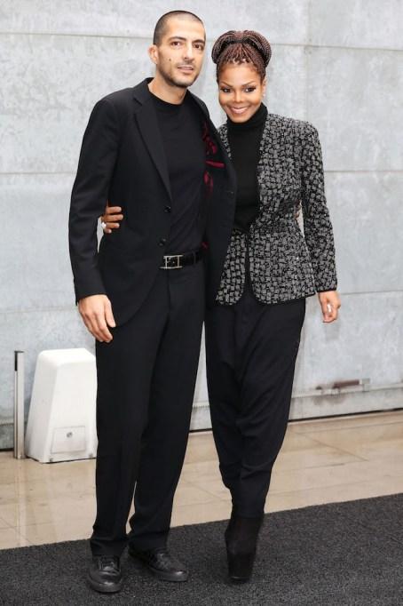 Janet Jackson & Wissam Al Mana